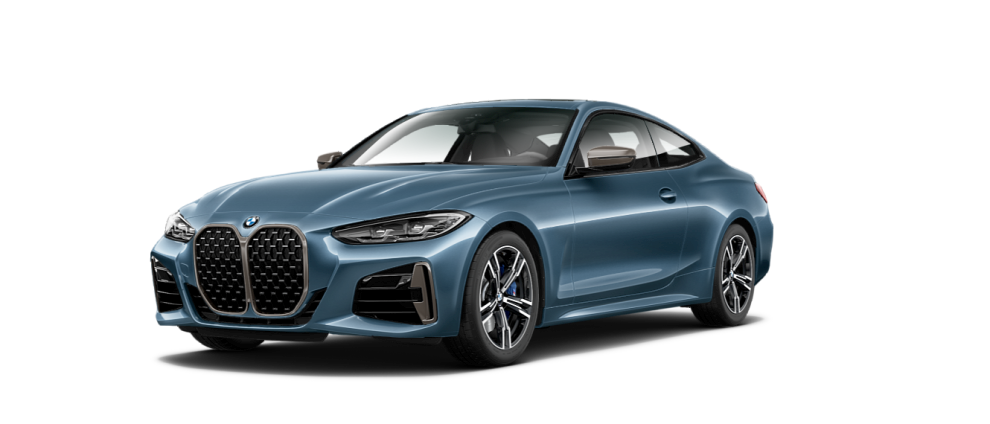 Here is what the BMW 4 Series Coupe looks like without ...